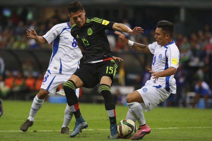 México paró de sufrir en Concacaf con estas 13 alineaciones 1salvadorA.jpg