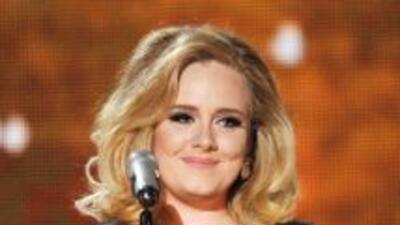 Adele logró Disco de Diamante en Estados Unidos por su material '21', el...
