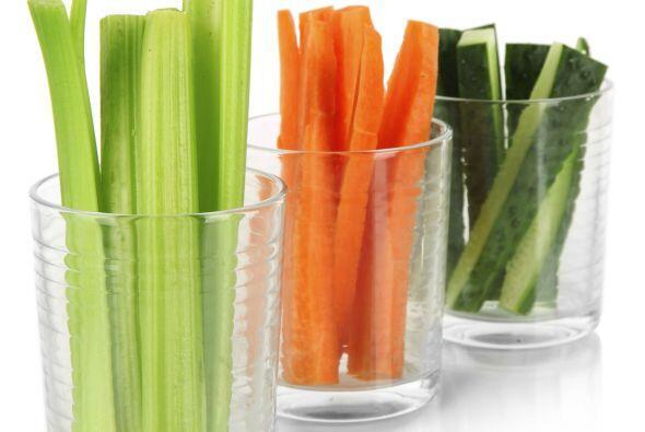 Vegetales: Lo sabemos, no siempre es fácil hacer que tus hijos coman veg...