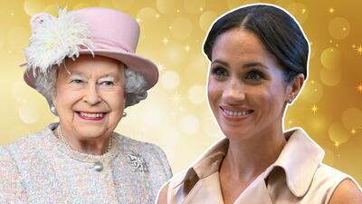 Así fue cómo la casa real rindió homenaje público a la duquesa de Sussex
