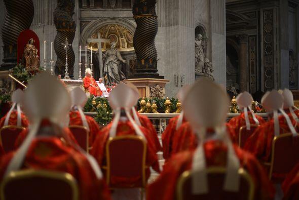 """""""Queremos agradecer a Dios el luminoso pontificado que nos ha conce..."""