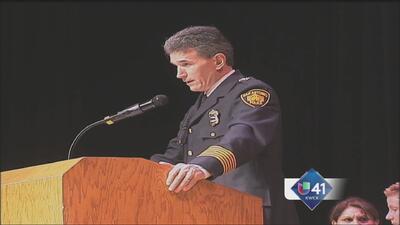 Concejo aprueba el regreso de McManus a la policía