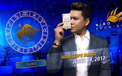 Niño Prodigio - Tauro 14 de junio 2017