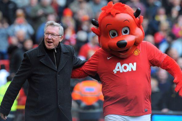 Sir Alex Ferguson dejó por un tiempo su labor como director técnico del...