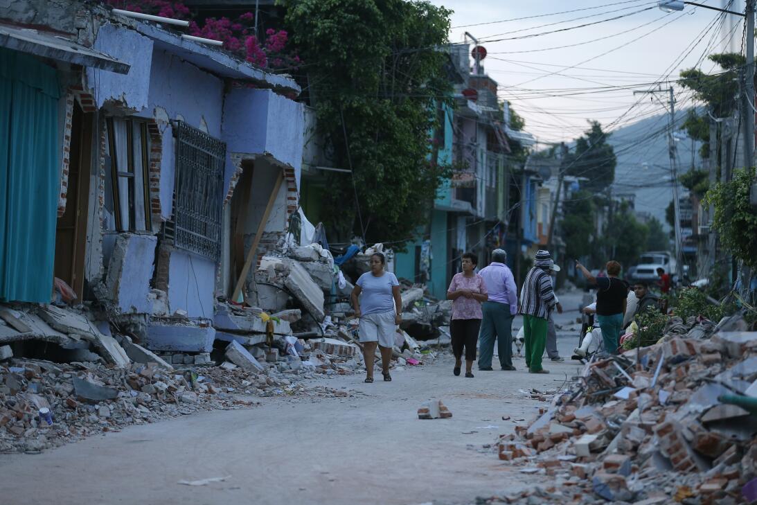 Terremoto jojutla 19 de septiembre 2017