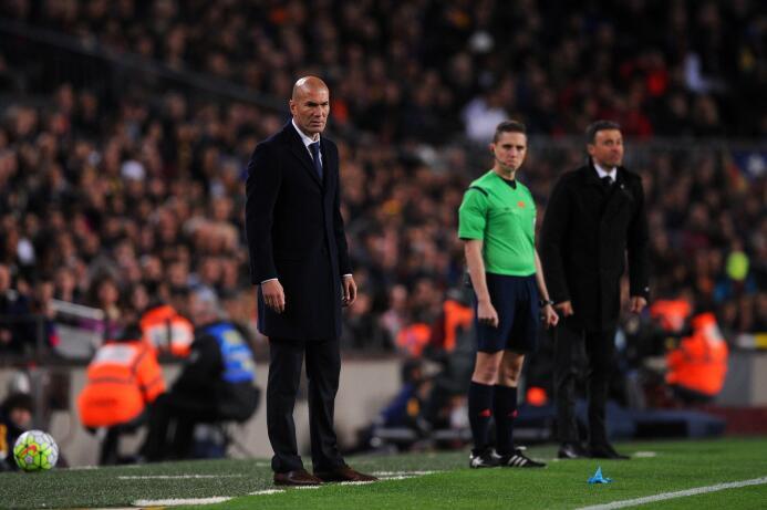 En sus primeras dos visitas al Camp Nou salió victorioso, dando golpes d...