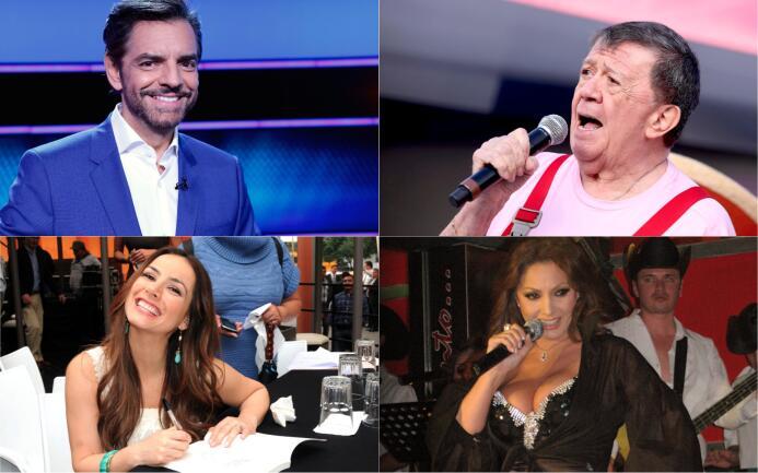 Duelo de celebridades por Cruz Azul y América: los hinchas famosos del C...
