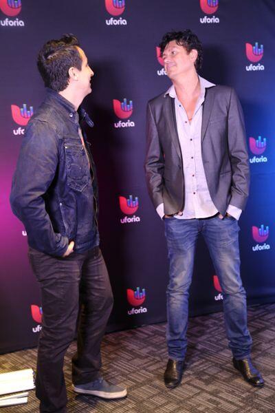 La leyenda del rock, Saúl Hernández charla con nuestro Ysa...