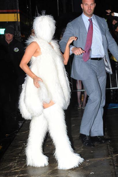 ¡Ni el estilo esquimal pudo con ella esta vez! ¿Habr&aacute...