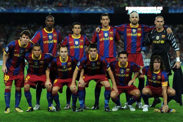 El Barcelona llega al 'Derby' español ante su enemigo histórico, Real Ma...