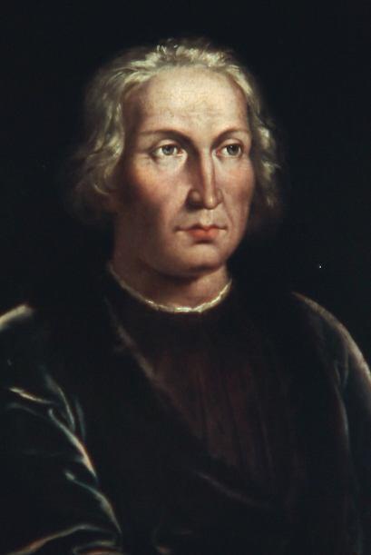 Colón escribió en su diario, tras llegar al Caribe: 'Los i...