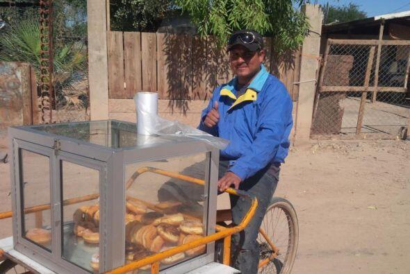El donero sigue siendo muy querido por toda su gente en Mexicali.