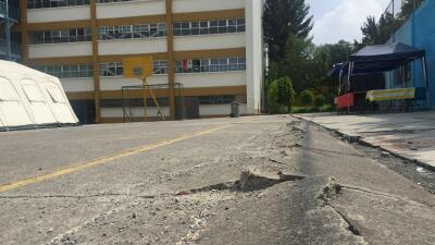 Drogas, prostitución y robos en las aulas: así es estudiar en Iztapalapa a un año del sismo en México