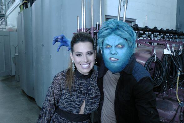 Andrea Chediak por fin encontró al auténtico príncipe azul.