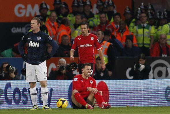 Ni el poder de definición de Rooney pudo ser la llave para la vic...