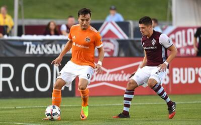 Erick 'Cubo' Torres Houston Dynamo vs. Colorado Rapids