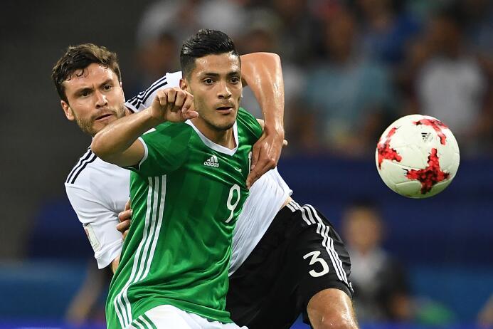 Uno a Uno: A detalle los 22 protagonistas del Alemania vs. México 007 Ra...