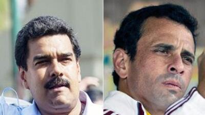 Nicolás Maduro y Henrique Capriles convocaron por separado a concentraci...