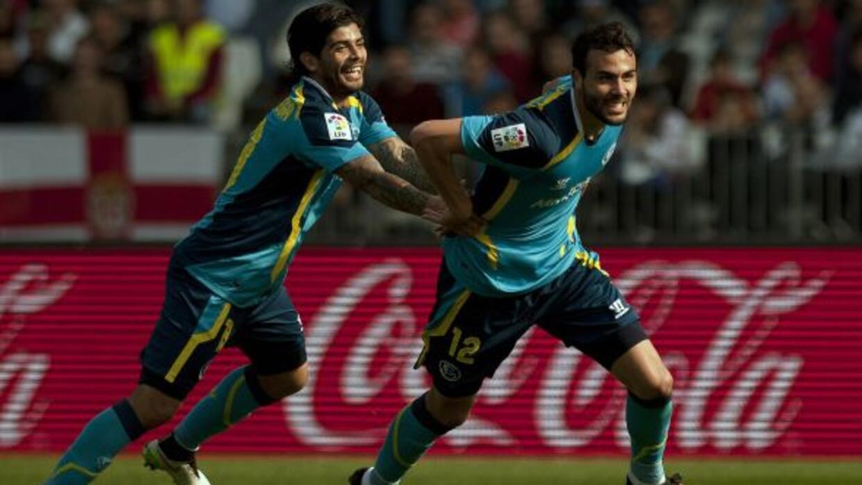 Los sevillanos fueron más equipo que el cuadro de Almería.