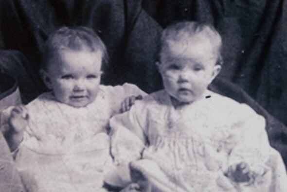 ¡Dorrie e Ivy nacieron durante la Primera Guerra Mundial!