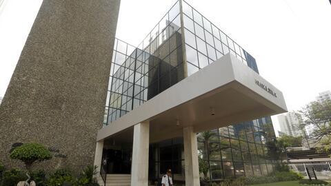 Oficinas del bufete de abogados Mossack Fonseca en la ciudad de Panamá