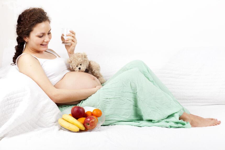 Cuidar peso en el embarazo