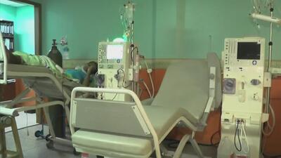 La carencia de insumos médicos y doctores cobra la vida de miles de pacientes renales en Venezuela