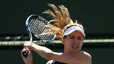 Hermosas tenistas del mundo convierten a torneo en Indian Wells en 'pasarela'