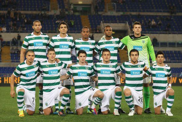 El Sporting de Lisboa, tercero en la liga de su país, intentará complica...