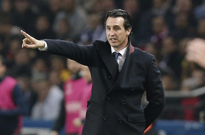 10. Unai Emery (Paris Saint-Germain) - 13 puntos