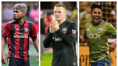 Lo mejor de la MLS estará presente en el fútbol de selecciones en una nueva 'fecha FIFA'