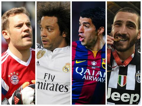 Once ideal Champions