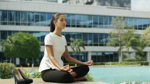 Meditar tiene implicaciones en la buena salud