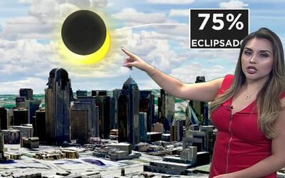 'Dallas en un Minuto': Inicio caluroso de semana en el Metroplex