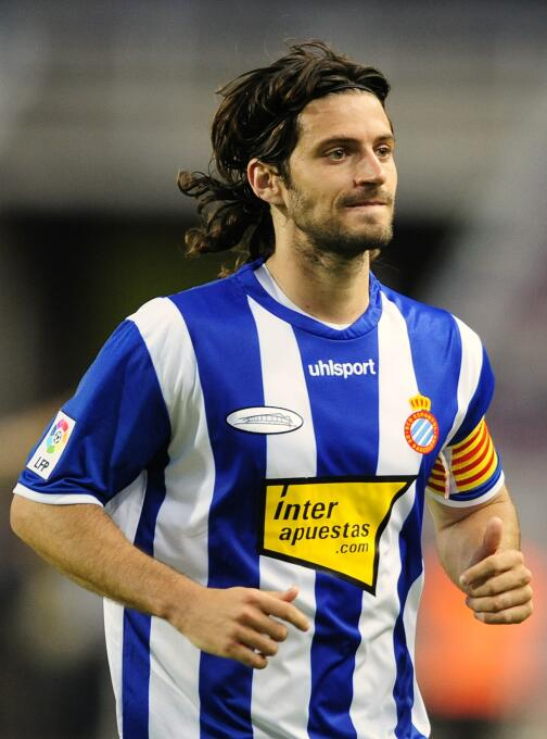 El español Dani Jarque tampoco murió en un campo, pero sí en una concent...