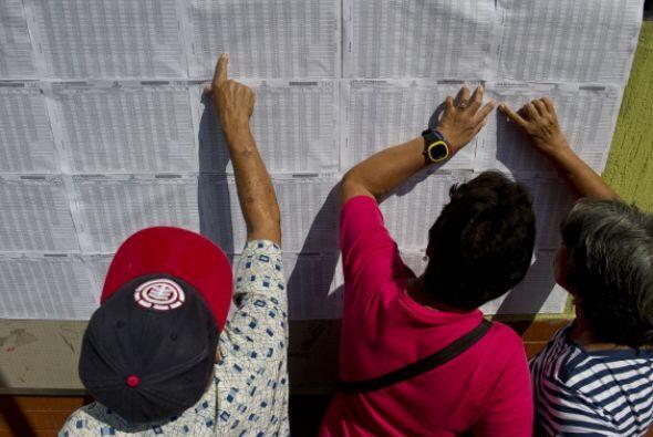 Al menos 559,952 de los electores afincados fuera de Colombia pudieron c...