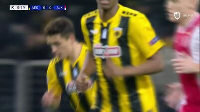 Highlights: Ajax at AEK on November 27, 2018