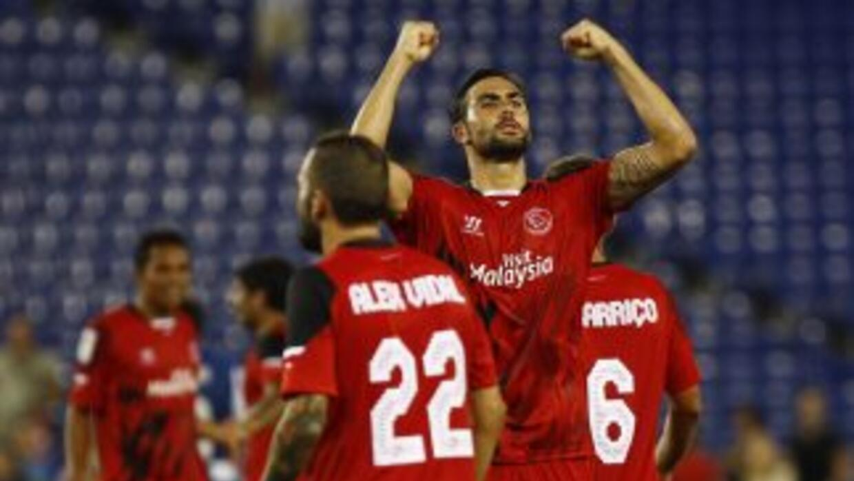 Sevilla busca iniciar con el pie derecho la defensa de su título.