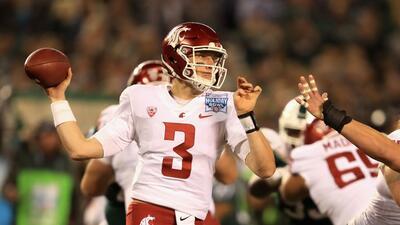 Tyler Hilinski, quarterback de de Washington State University.