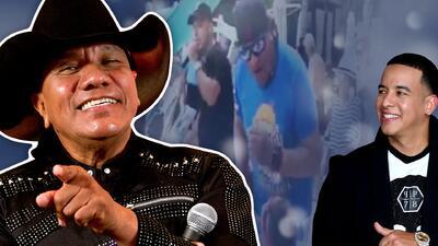 El 'perreo' de un grupero: así Lupe de Bronco bate las caderas a ritmo de reggaeton