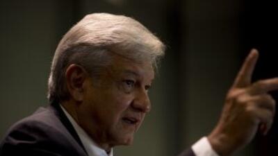 """""""El PRI no ganó la elección, la compró"""", señaló Zambrano y añadió que la..."""