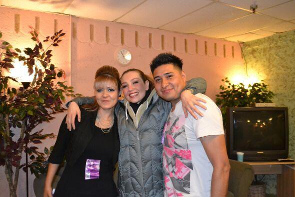 KLOVE estuvo con Thalia en el Wiltern Theatre