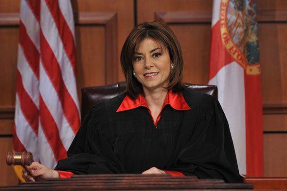 Le gusta que el público vea Veredicto Final porque hay casos con los que...