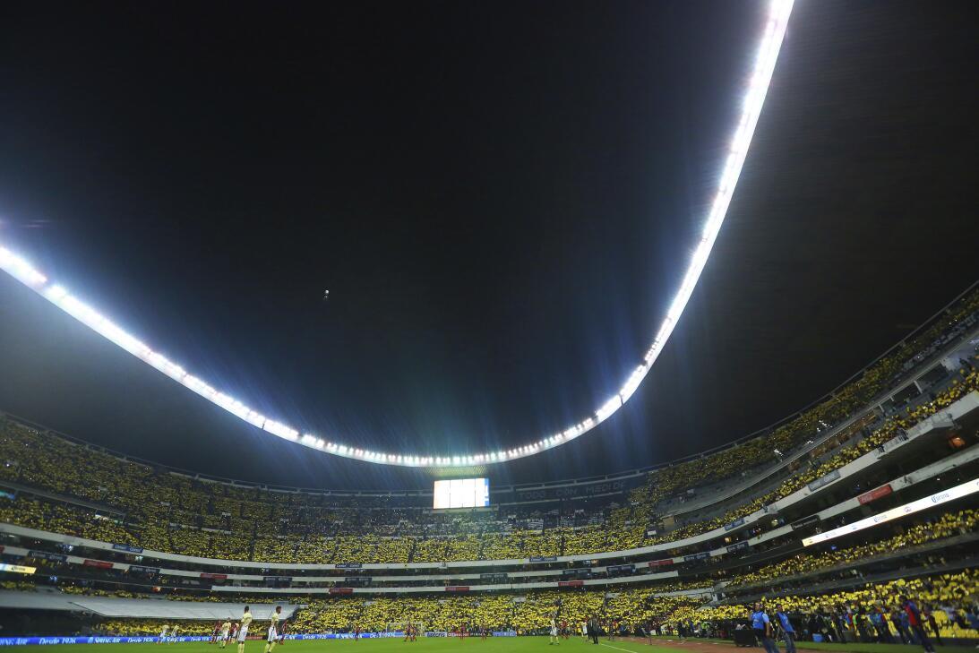 América y más mosaicos espectaculares en el fútbol mundial GettyImages-6...