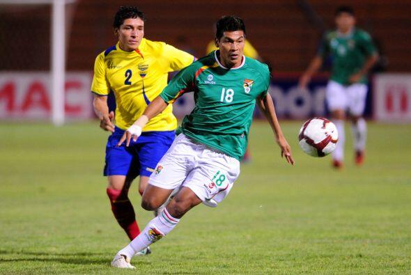 Ecuador se clasificó a la fase final del torneo Sudamericano Sub...