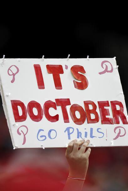 Los fanáticos de Filadelfia celebraron su presentación y l...