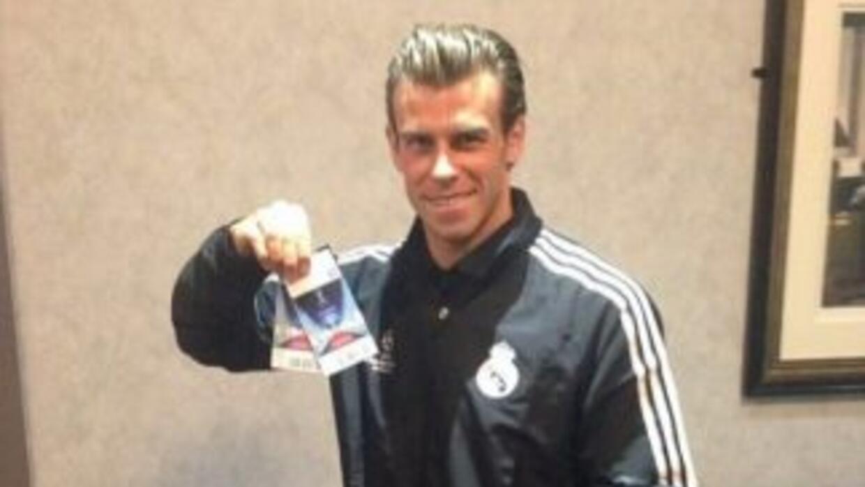 El delantero del Real Madrid publicó en Instagram que regalaría dos entr...