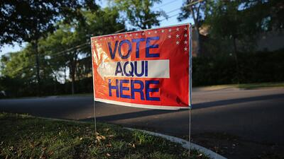Millennials will make up nearly half of the Latinos eligible to vote in...