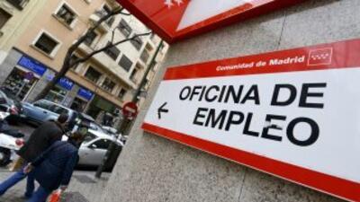 El ministerio del Trabajo anunció que el número de personas registradas...