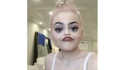 Los mejores Snapchat de Kylie Jenner
